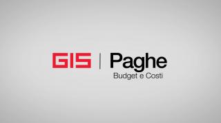 GIS Paghe - Budget e Costi